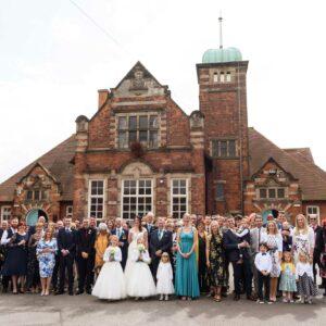 MARs Wedding